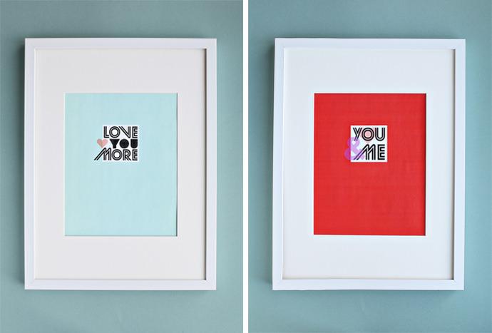 Smallful's Valentine Printables