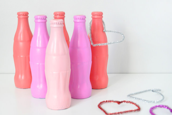 Valentine's Day Carnival: DIY Ring Toss