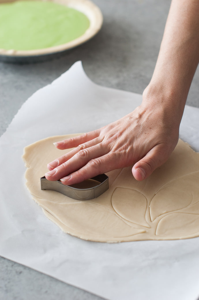 How To Make A Fern Pie Crust