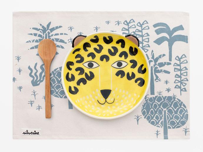 Jaguar Ceramic Set for Kids by KOM