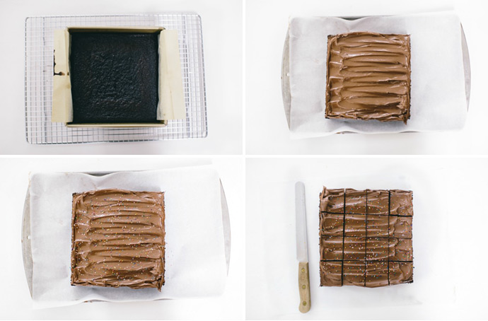 Recipe: After School Chocolate Snack Cake