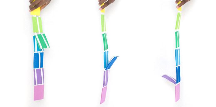 DIY Jacob's Ladder Toy