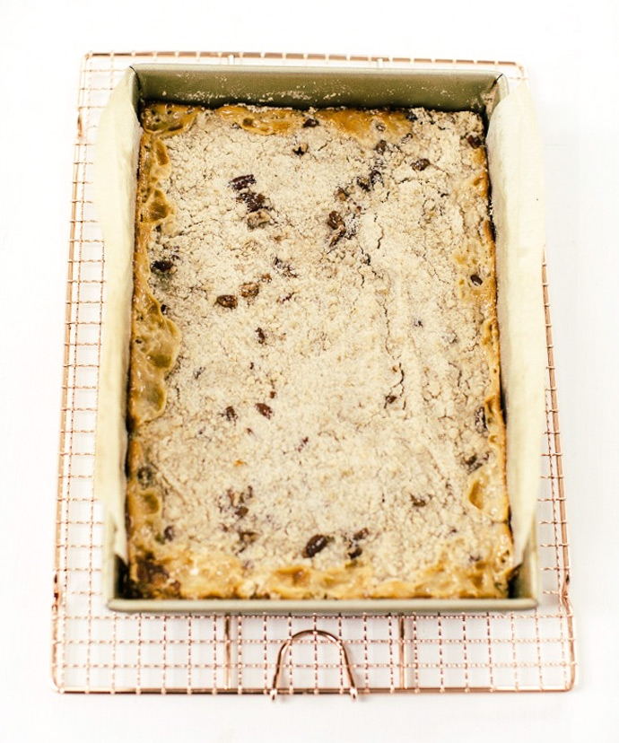 Apple Bars Recipe