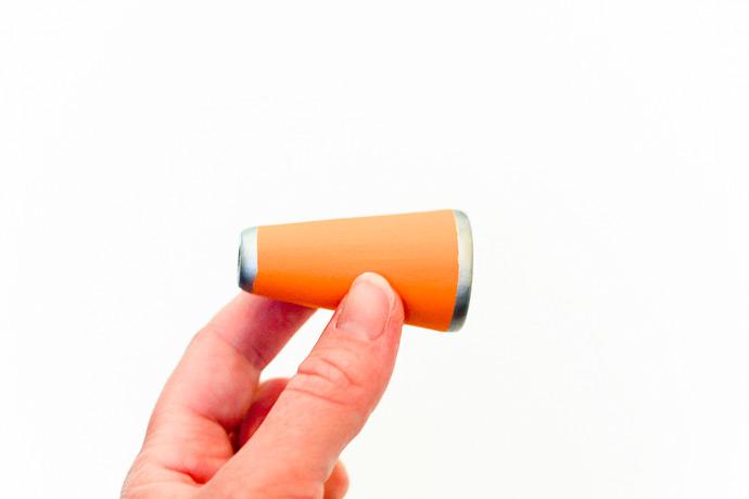 DIY Mini Megaphone Place Cards
