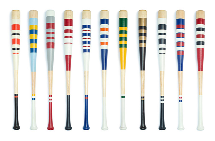 Mitchell Heritage-Inspired Baseball Bats