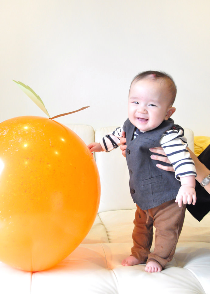 DIY James and the Giant Peach Costume