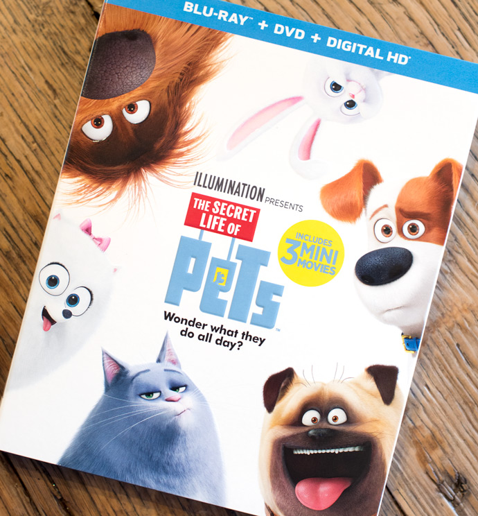 The Secret Life of Pets Party Pups