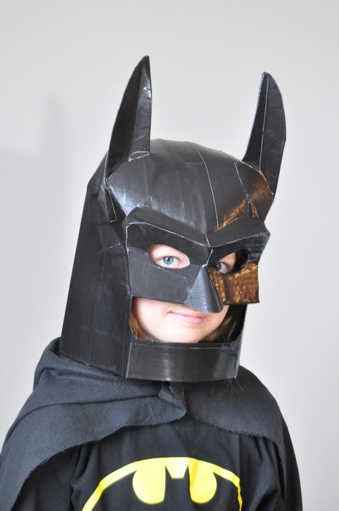DIY LEGO Batman Mask