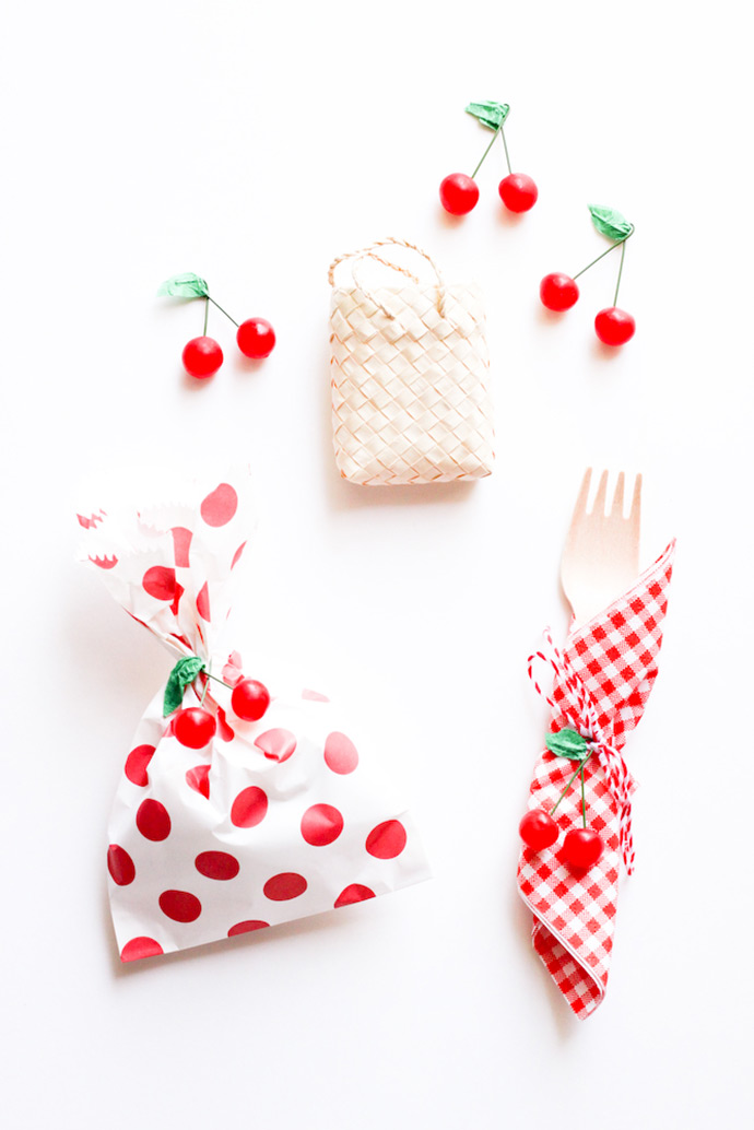 DIY Cherry Treats