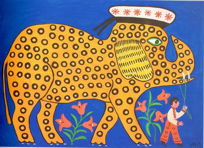 Folk Art by Maria Primachenko