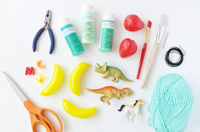 DIY Luggage Tags | Handmade Charlotte