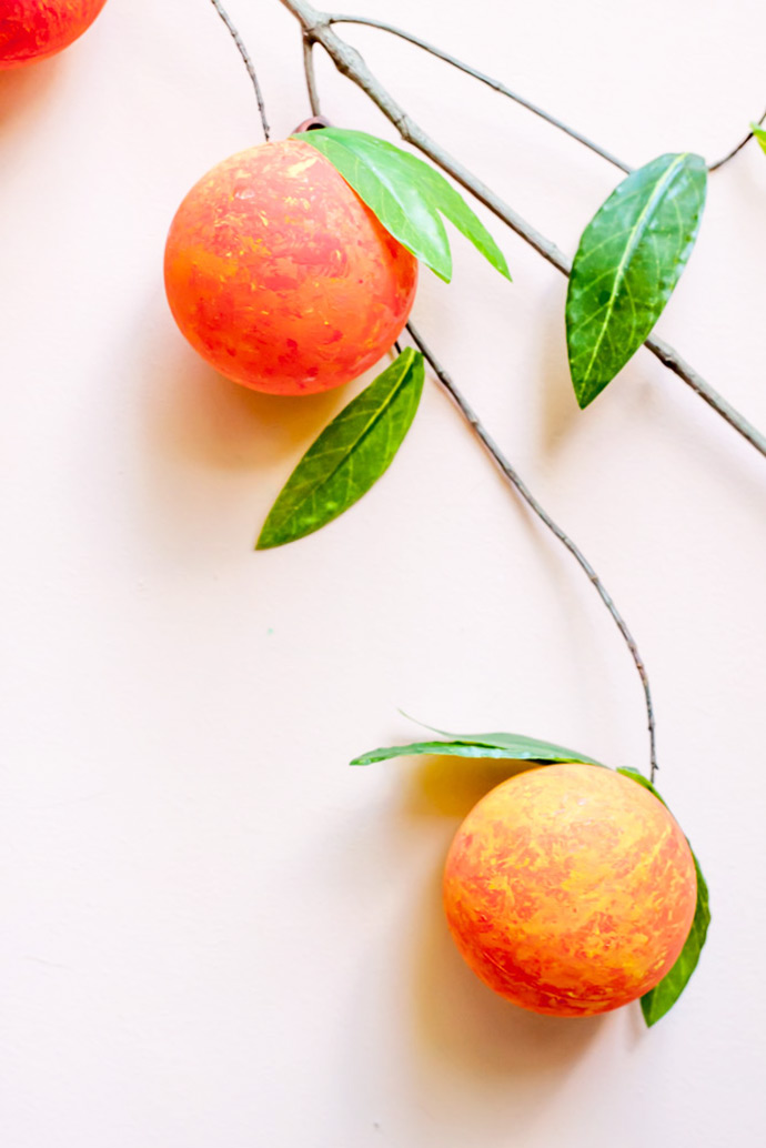 Peach Party Favors
