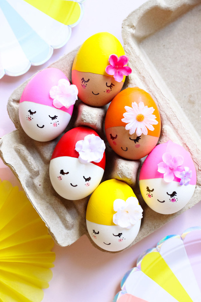 Pool Party Eggs