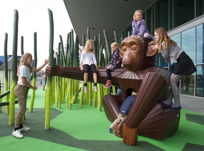 Monstrum's Fantastical Playgrounds