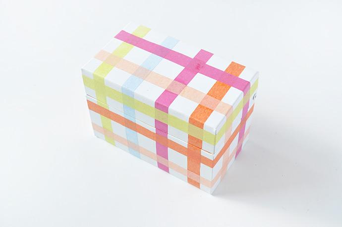 Mod Podge Recipe Box