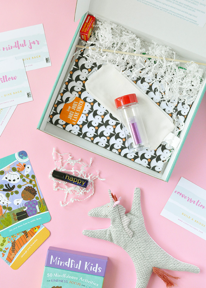 A Playful Subscription Box for Kids