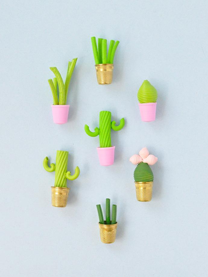 Miniature Pasta Plants