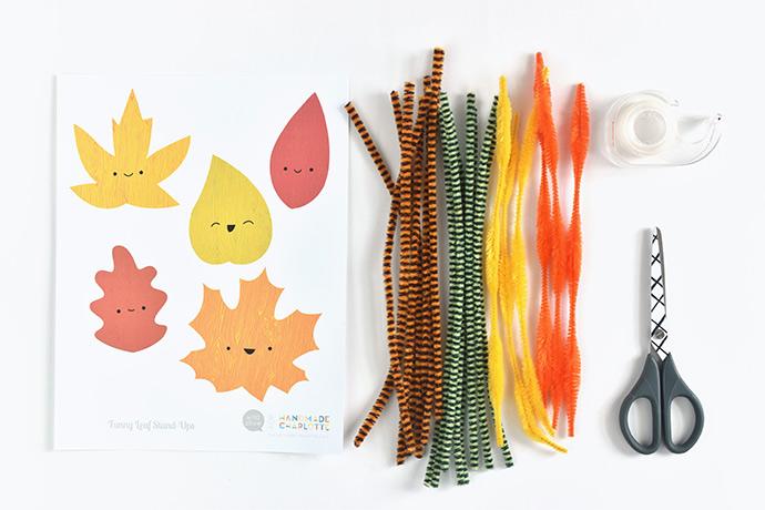 Playful Posable Leaf Sprites