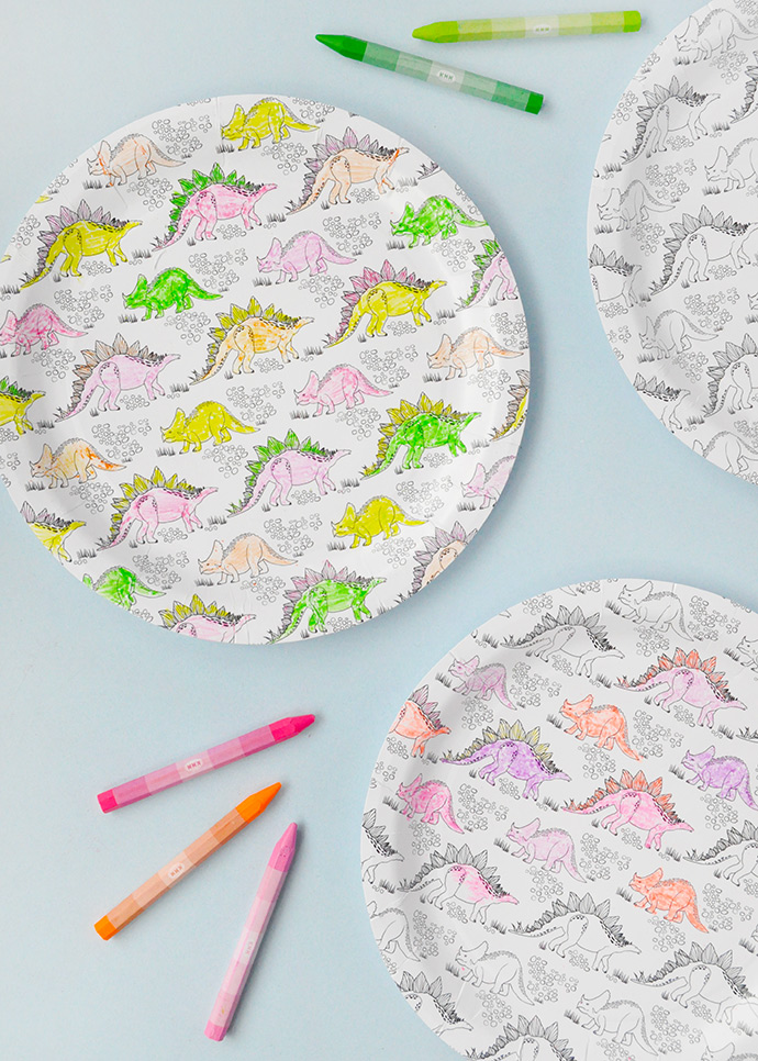 Three Unexpected Ways to Craft with Paper Plates