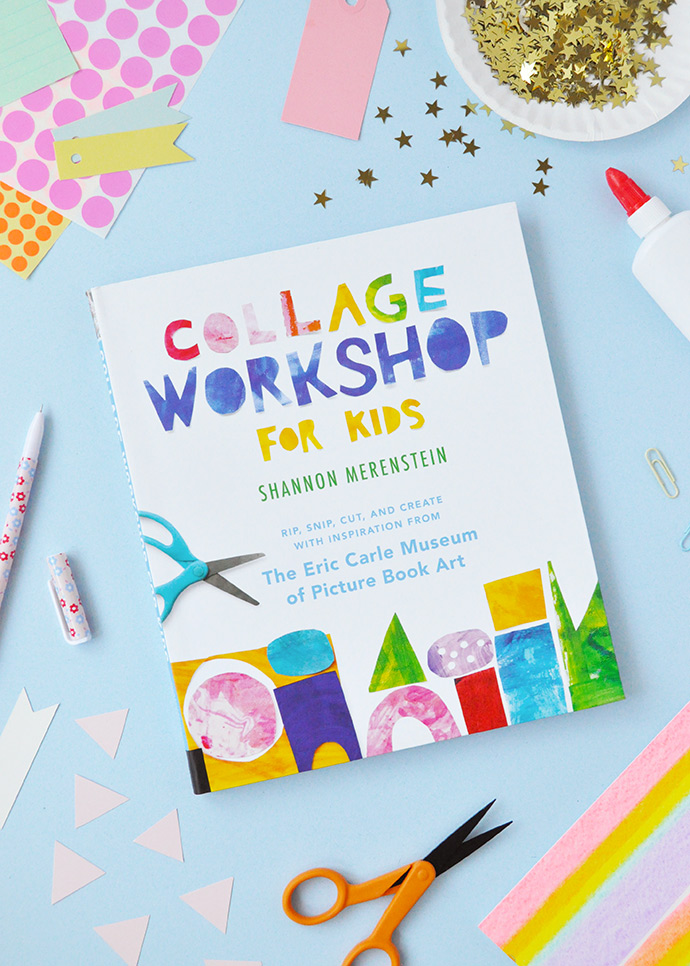 Collage Workshop for Kids