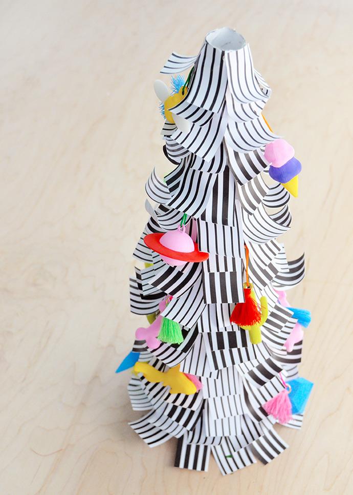 DIY Mini Christmas Tree