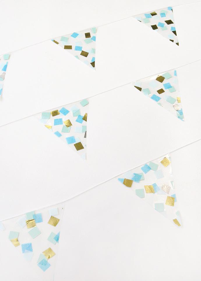 Confetti Garland