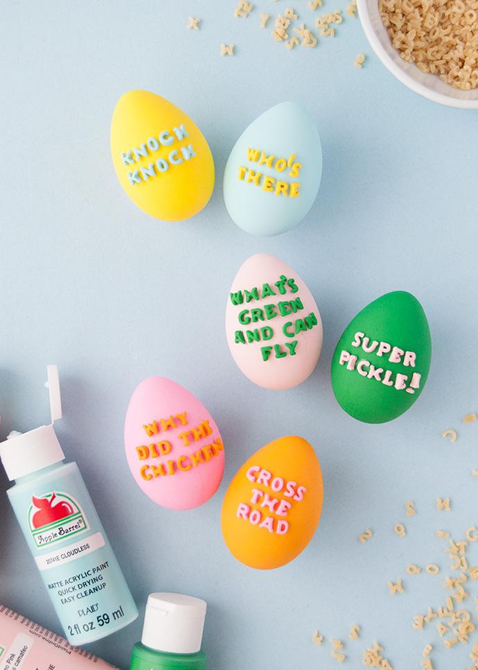 Joke Easter Eggs