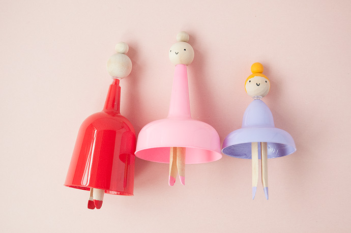 How To Make Your Own Dolls from Party Cups