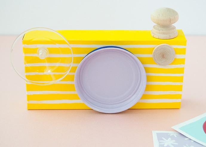 Macaroni Box Cameras