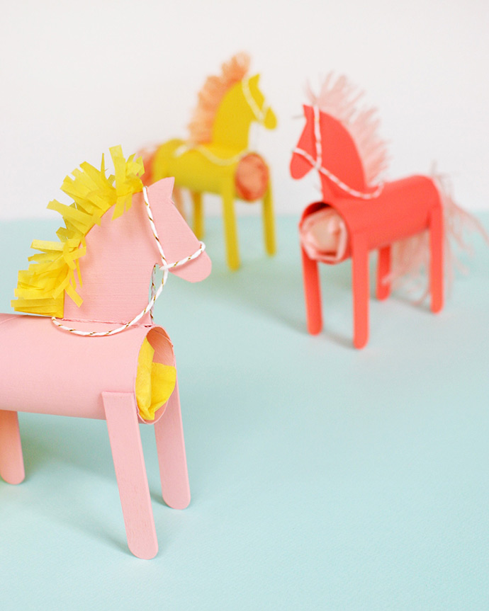 Gift Horse Party Favors