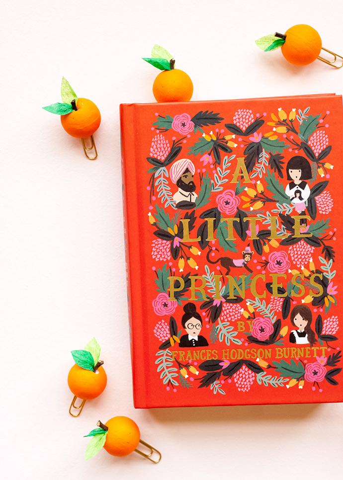Florida Orange Bookmarks