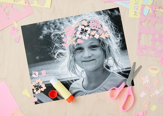Photo Collage Keepsakes