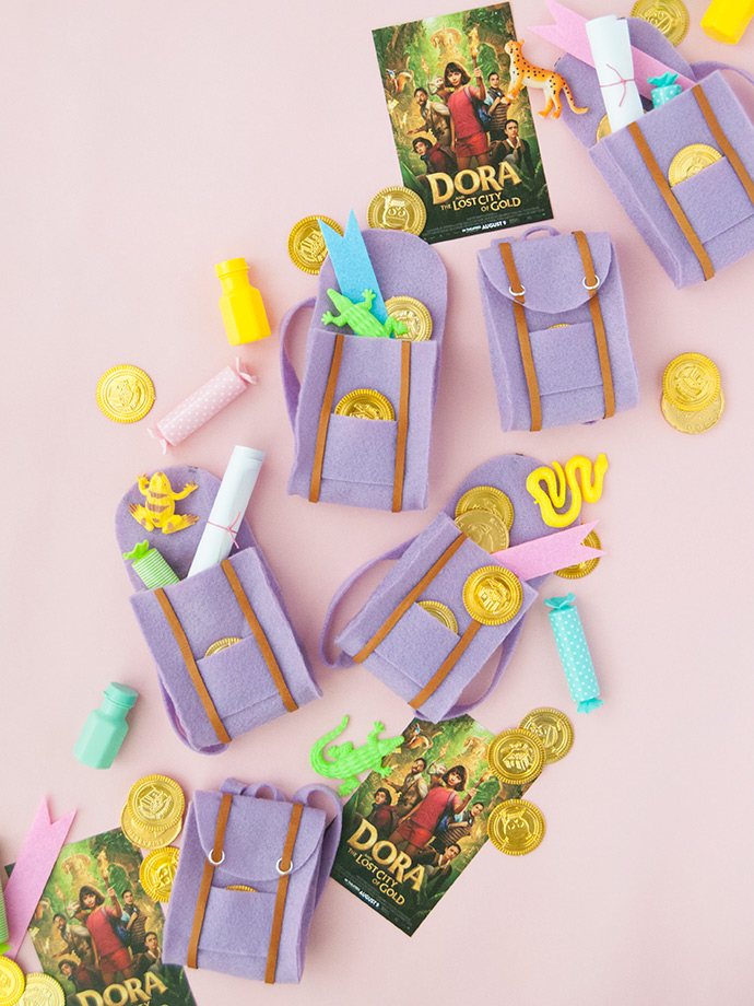 Mini Backpack Party Favors