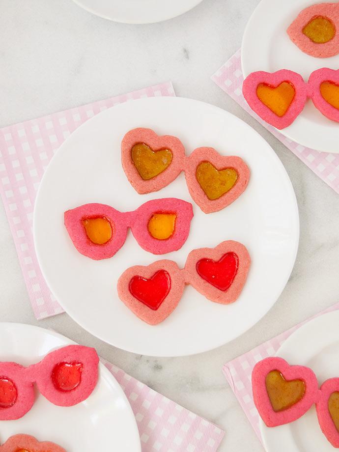 Sunglasses Sugar Cookies