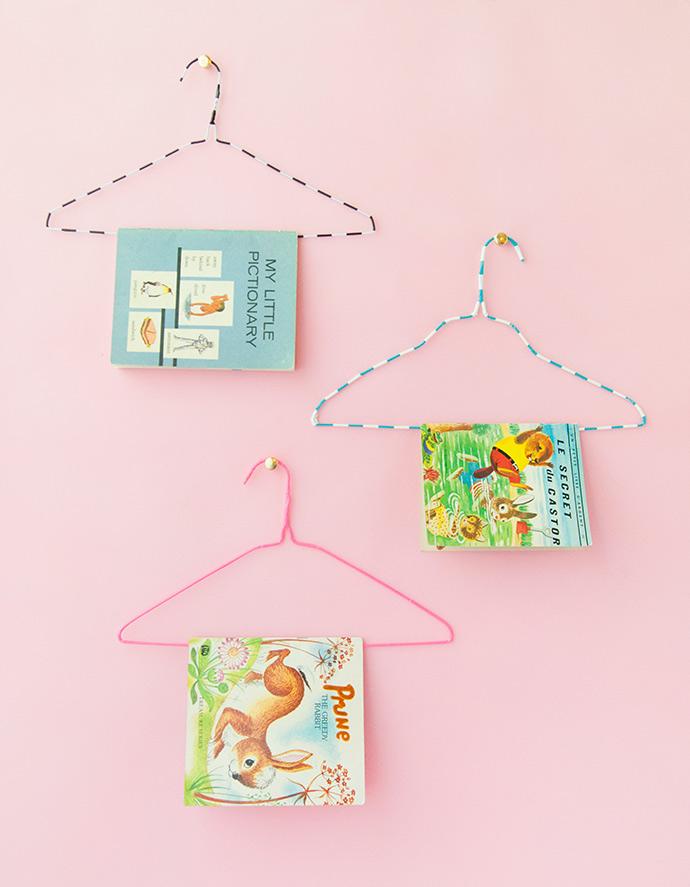How to Display Kids Books
