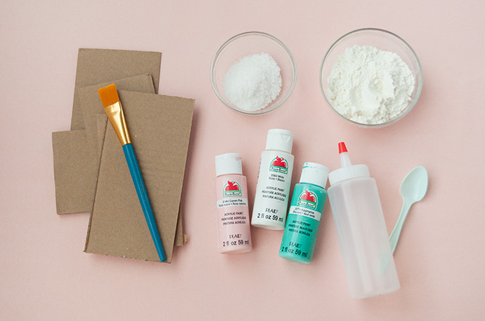 How to Make Your Own Puffy Paint