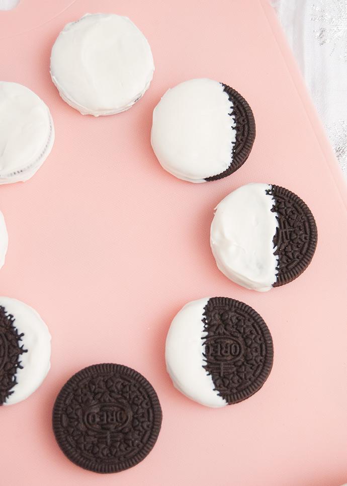 Oreo Moon Phase Cookies