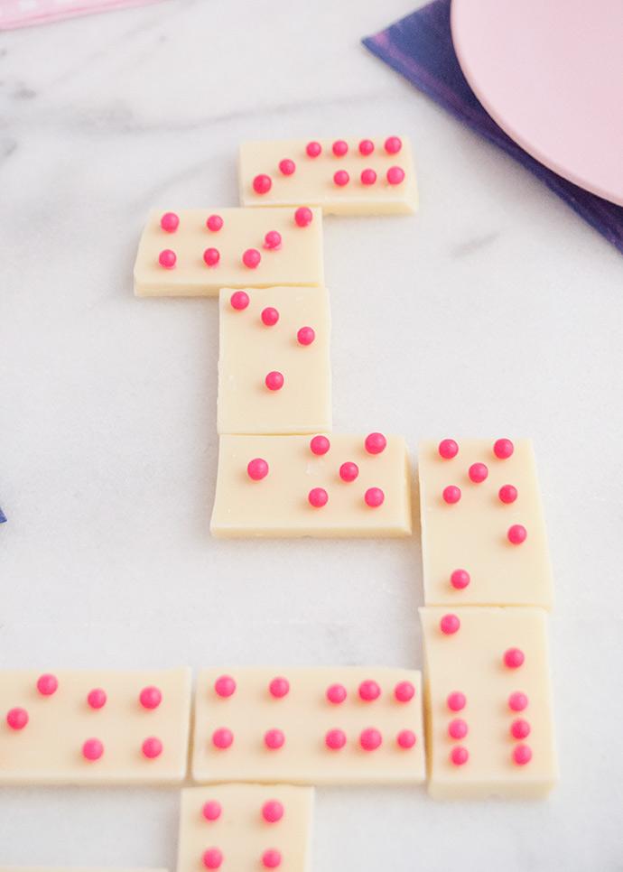 Chocolate Bar Dominos