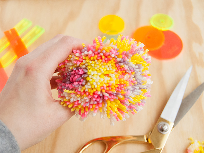 How to Up Your Pom Pom Game