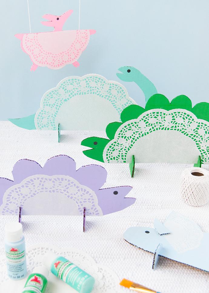 Post-Christmas Cardboard Crafts for Kids