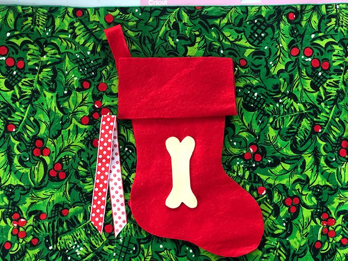 DIY Pet Stockings