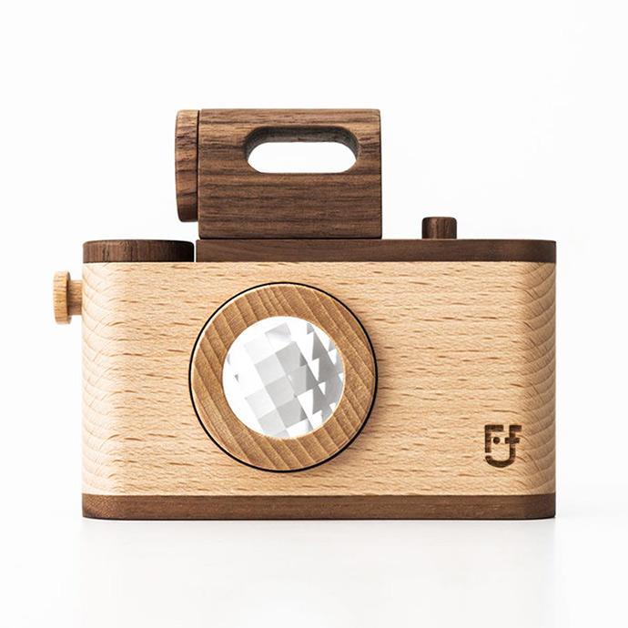 Heirloom Wooden Camera Toys