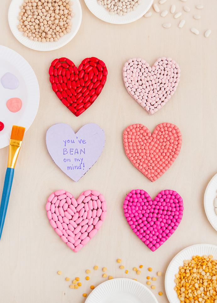 Punny DIY Valentines for Kids