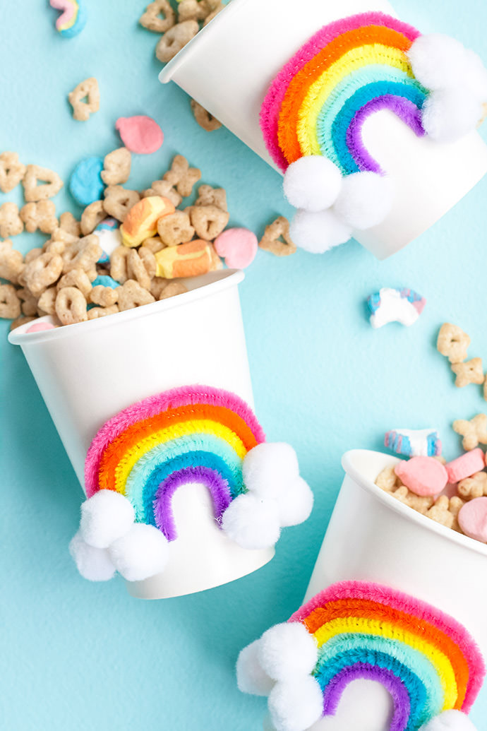 Our All Time Favorite Rainbow Crafts