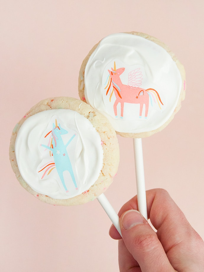 How to Make Edible Cookie Puppets