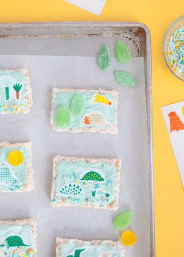 How to Make Edible Dioramas