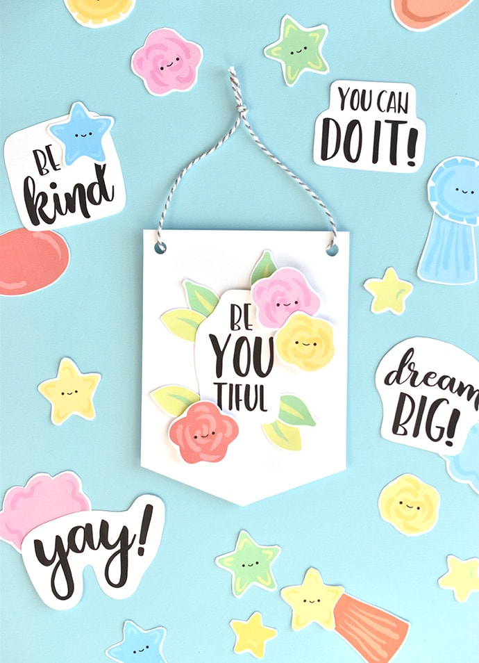 Crafts that Encourage Positivity