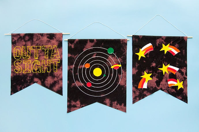 Outer Space Wall Hangings
