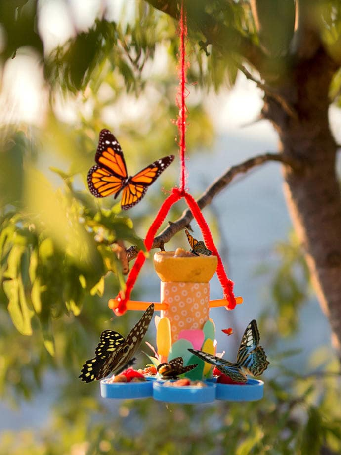 Crafts You Can Do in Your Backyard