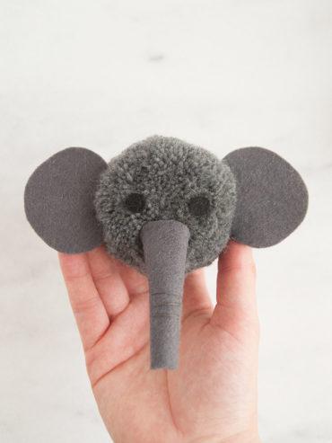 Elephant Pom Pom